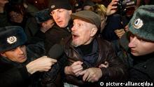 Russland Politik Schriftsteller Politiker Eduard Limonow