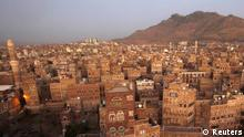 A view shows the Old Sanaa city January 28, 2012. The city is a UNESCO World Heritage site and is one of the oldest continuously inhabited cities in the world. REUTERS/Khaled Abdullah (YEMEN - Tags: CITYSPACE SOCIETY)