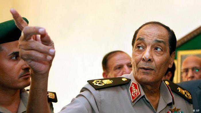ژنرال محمد حسین طنطاوی: از این اتفاقها همه جا میافتد