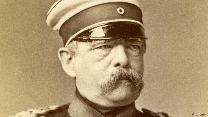 Deutschland Reichskanzler Otto von Bismarck