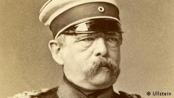 Otto Count Bismarck (1815-1898). German chancellor and statesman. Ca. 1870.