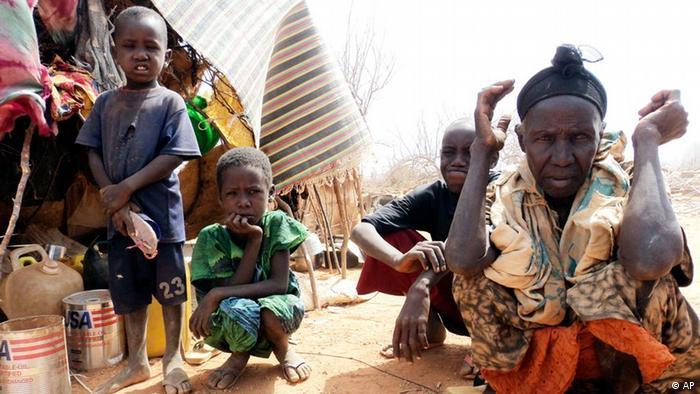 Refugess in Ethiopia