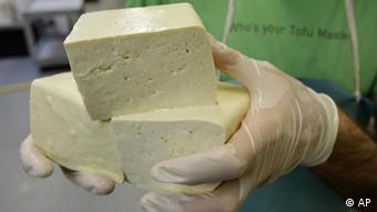 Tofu (Foto: AP).