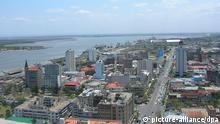 Maputo Mosambik Hauptstadt Panorama Stadt Stadtansicht