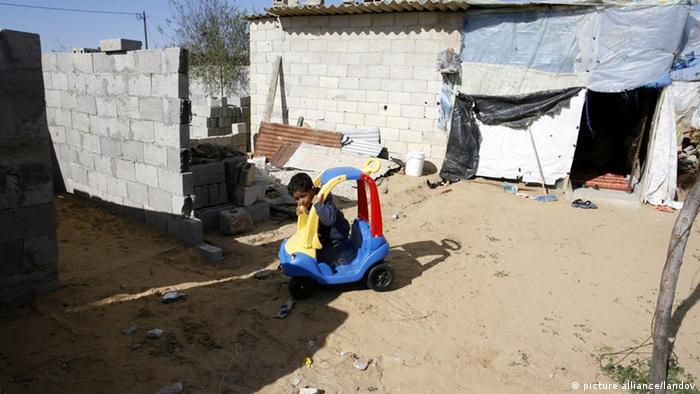 Palästina Flüchtlingslager