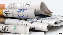 02_2012 Themenbild für Presseschau Ansprechpartner: Simone.Huels@dw-world.de