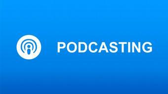 Themenbild Podcasting