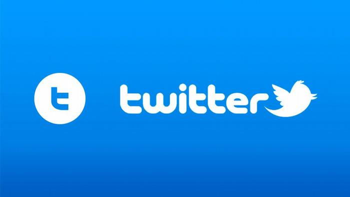 Thematic image showing the Twitter logo