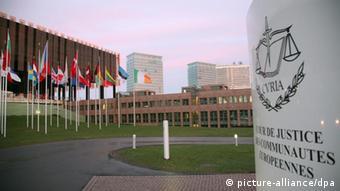 Europäischer Gerichtshof in Luxemburg. (Foto: Robert B. Fishman)