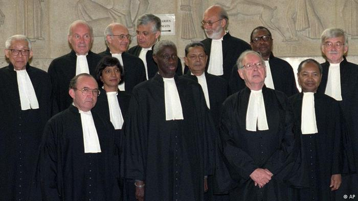 Judges of the International Criminal Tribunal for Rwanda