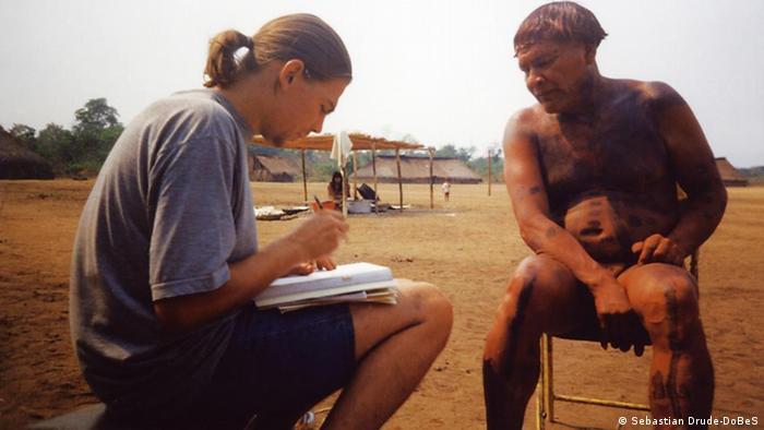 Aweti Interview (Sebastian Drude-DoBeS)