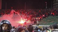 ägypten fussball krawall