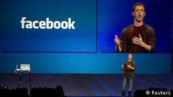 Facebook-Chef Mark Zuckerberg (Foto: Reuters)