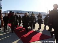 صدراعظم آلمان همرامی هیئتی از نمایندگان بلندپایه اقتصادی راهی چین شده است