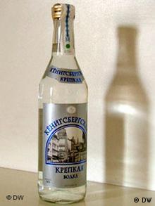 Bildgalerie Kaliningrad Königsberger Wodka