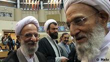 جبهه پایداری به مصباح یزدی و جبهه متحد به مهدوی کنی نزدیکاند
