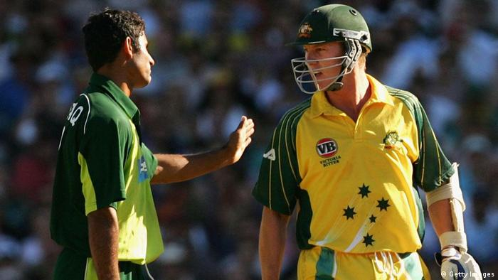 Australien Pakistan Cricket Brett Lee