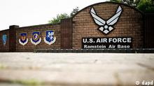 US-Airbase in Ramstein