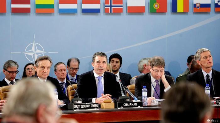 Takimi i NATO-s në Bruksel