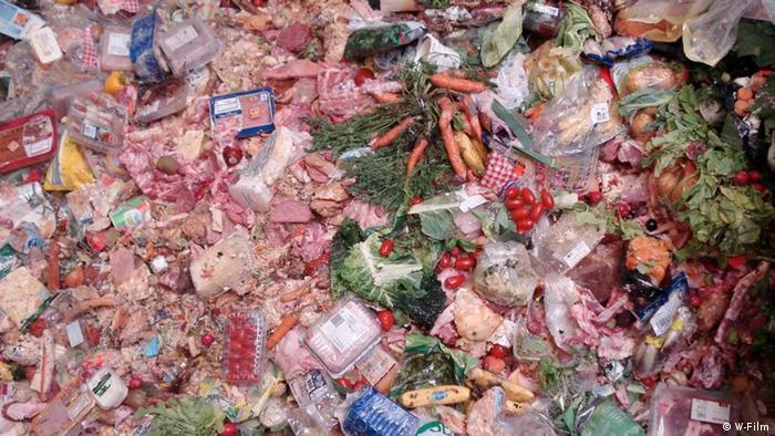 Пищевые отбросы