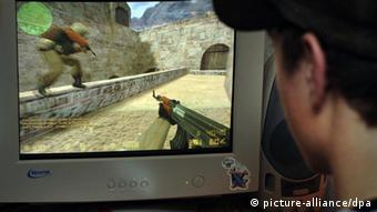 Ego-Shooter-Spiel Counter Strike