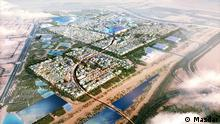 Planung der Masdar City, Entwurf