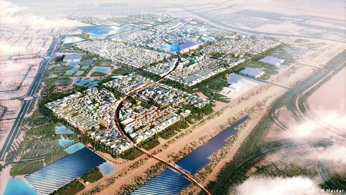 Masdar City (Masdar)