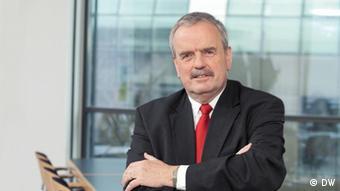 Erik Bettermann, Intendant der Deutschen Welle (Foto: DW)