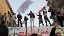 Ägypten Protest Kairo Demonstration Tahrir Platz 2.2.2012
