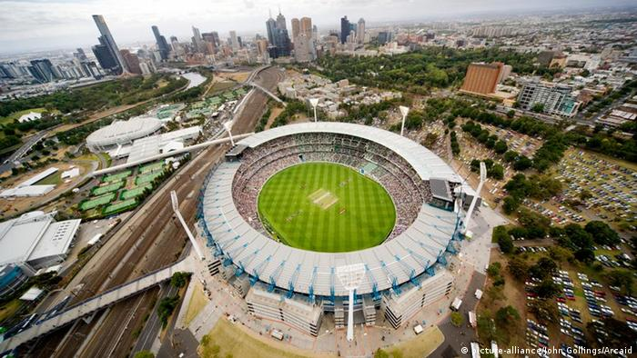 Melbourne Cricket Stadion