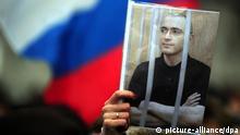 Michail Chodorkowski Großdemonstration in Moskau