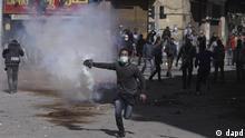 Ägypten Proteste Demonstranten Kairo