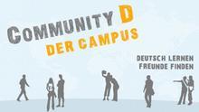Community D - Der Campus Deutsche Welle, Sprachkurse/Bildungsprogramme, (c) DW Auslandsmarketing 2012, Benutzung nur für Deutschkurse!