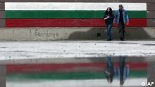 Wahlen in Bulgarien