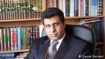دکتر قاسم درانی، مدیر شبکهی جهانی بیان