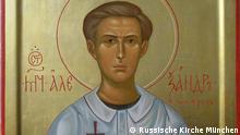 Russland Kirche Religion Alexander Schmorell Ikone Heiligsprechung