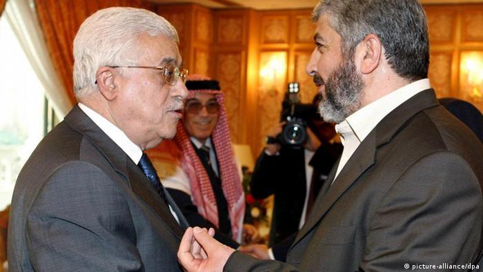 توافق فتح و حماس برای تشکیل دولت واحد فلسطینی با میانجیگری قطر بدست آمد