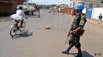 Articulista escreve que esforços de pacificação da ONU na RDC não são suficientes