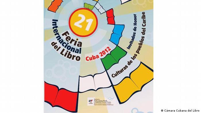Logo der Buchmesse Havanna