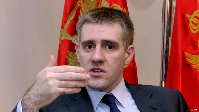 Игор Лукшич, Черногория
