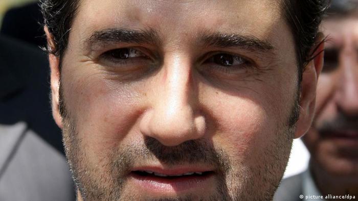 Rami Machluf Rami Machluf Vertrauter Präsident Assad Syrien