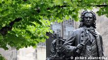 Leipzig Bach Denkmal