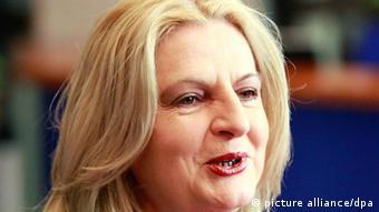 Edita Tahiri Serbien Kosovo Verhandlungen