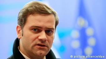 Borko Stefanovic Serbien Kosovo Verhandlungen