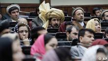 حکومت افغانستان به پارلمان این کشور گفته که مشکل اصلی افزایش قیمت ها، بازار آزاد است.