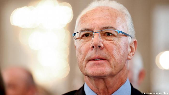 Fußball Franz Beckenbauer