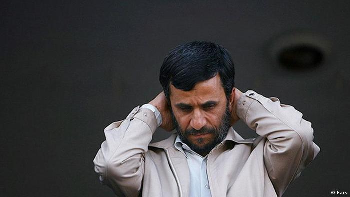 Mahmud Ahmadinedschad (Foto: Fars)