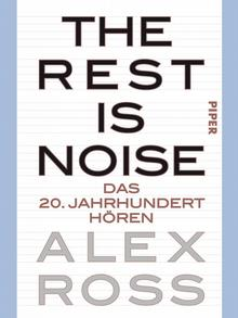 The Rest is Noise: book cover in the German translation