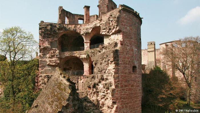 Замки в европе 6 век