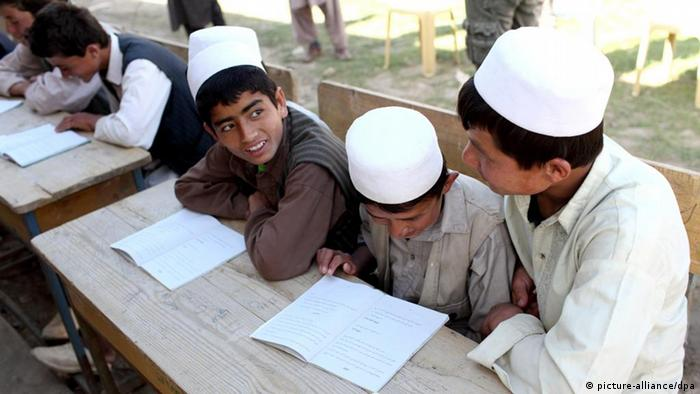 Schulkinder in Afghanistan